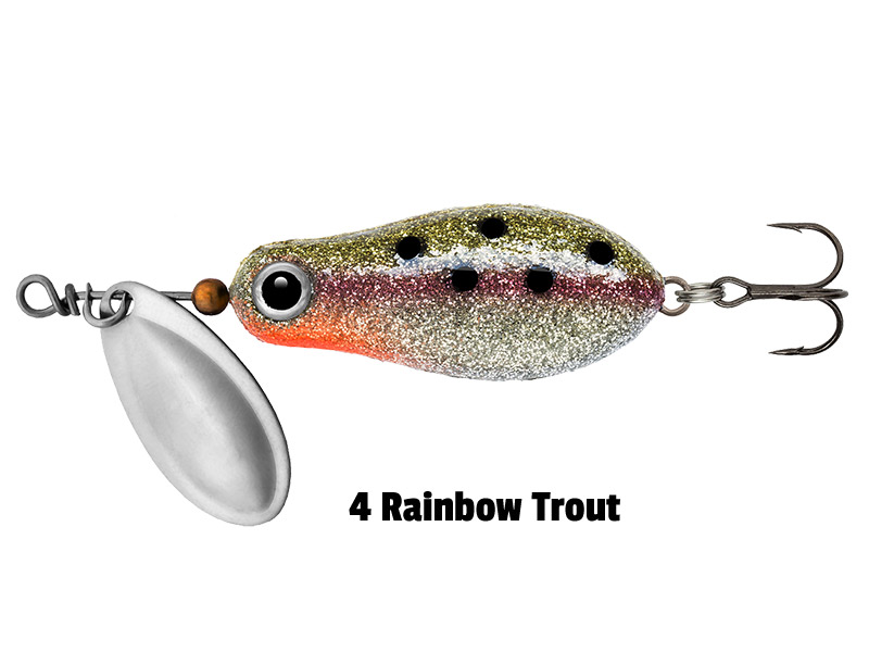 #4 Rainbow Trout