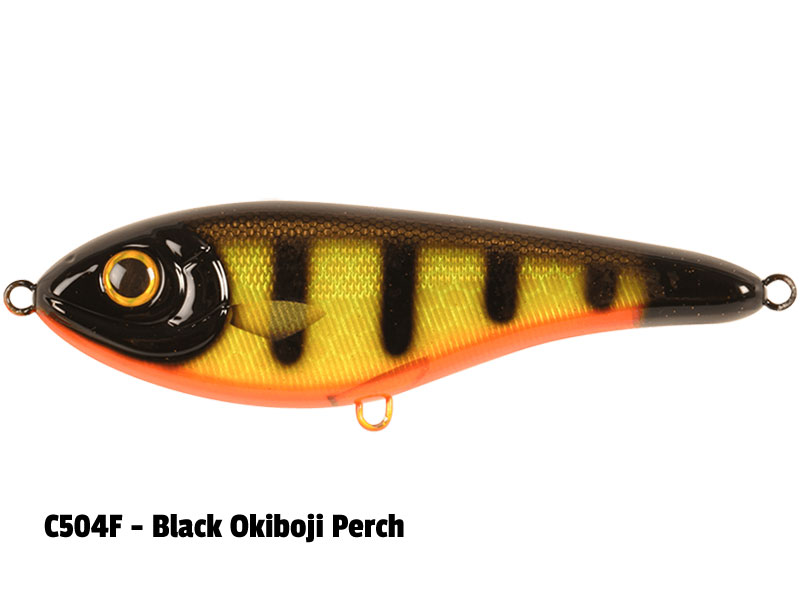 C504F - Black Okoboji Perch