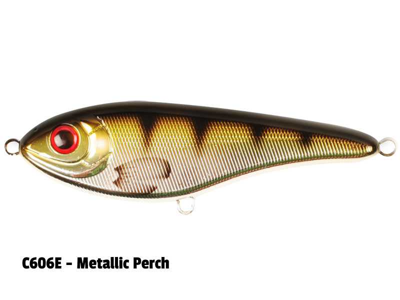 C606E - Metallic Perch