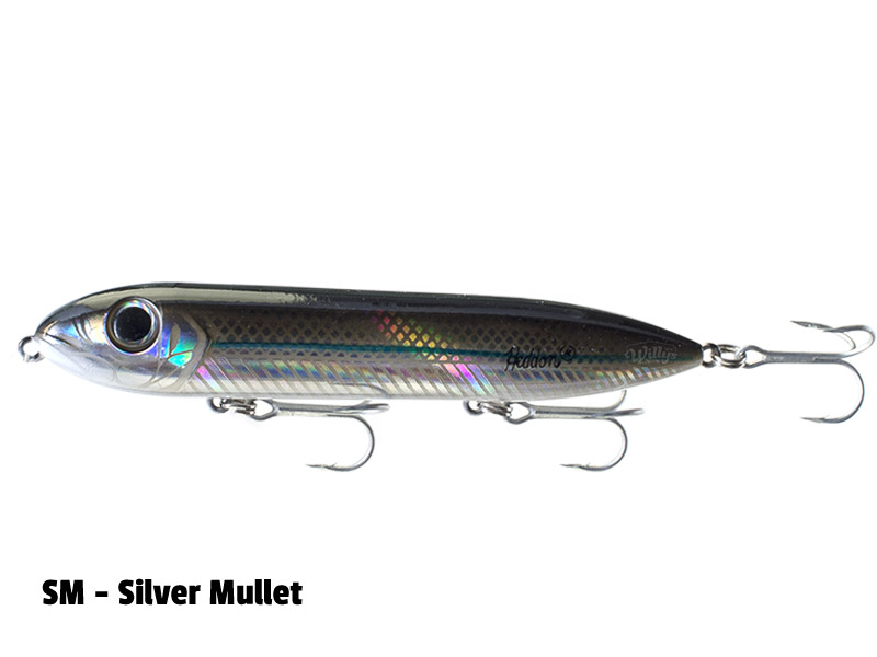 SM - Silver Mullet