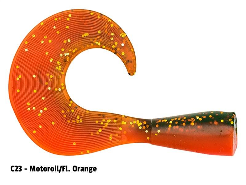 C23 - Motoroil/Fluo Orange