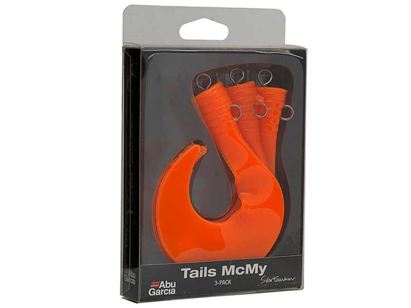 McMio Tails - 3-pack - Fluo/OR