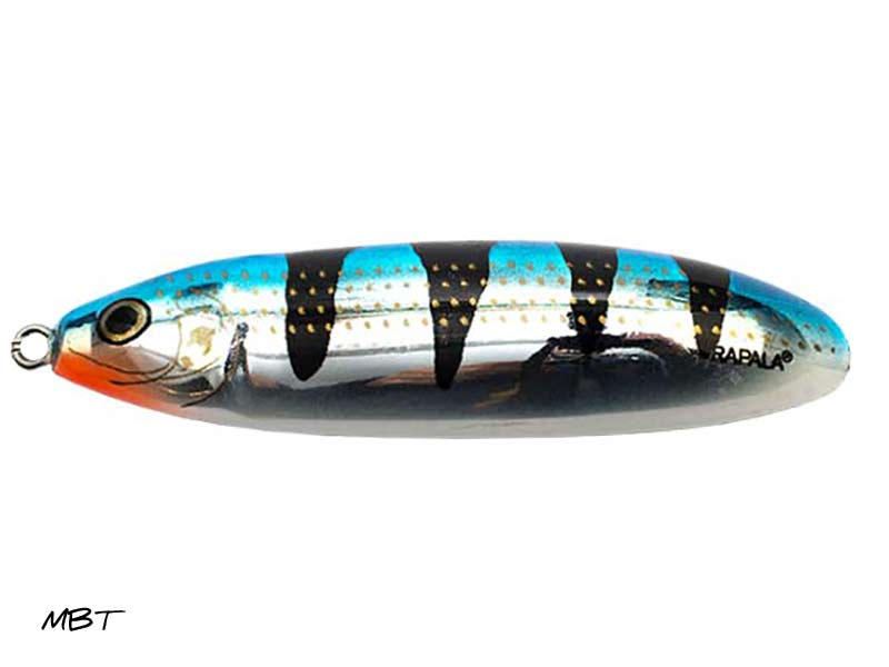 Minnow Spoon Vass - 100 mm - 32 Gram - MBT