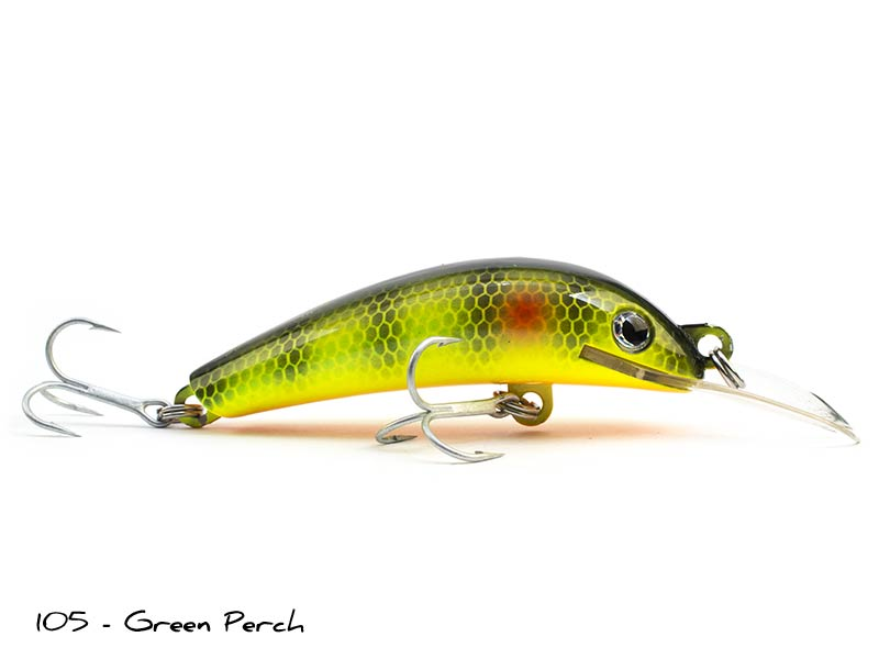 105 - Green Perch