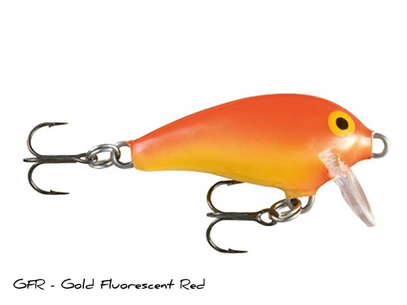 Rapala Mini Fat Rap - GFR
