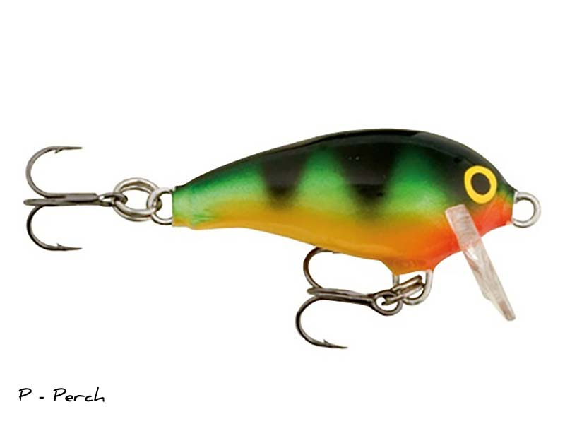 Rapala Mini Fat Rap - P