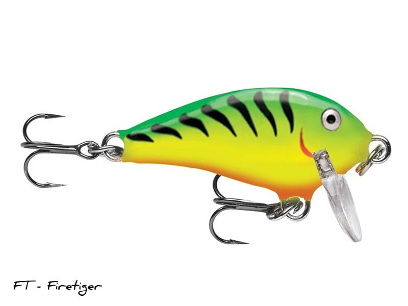 Rapala Mini Fat Rap - FT