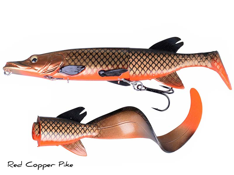 Red Copper Pike