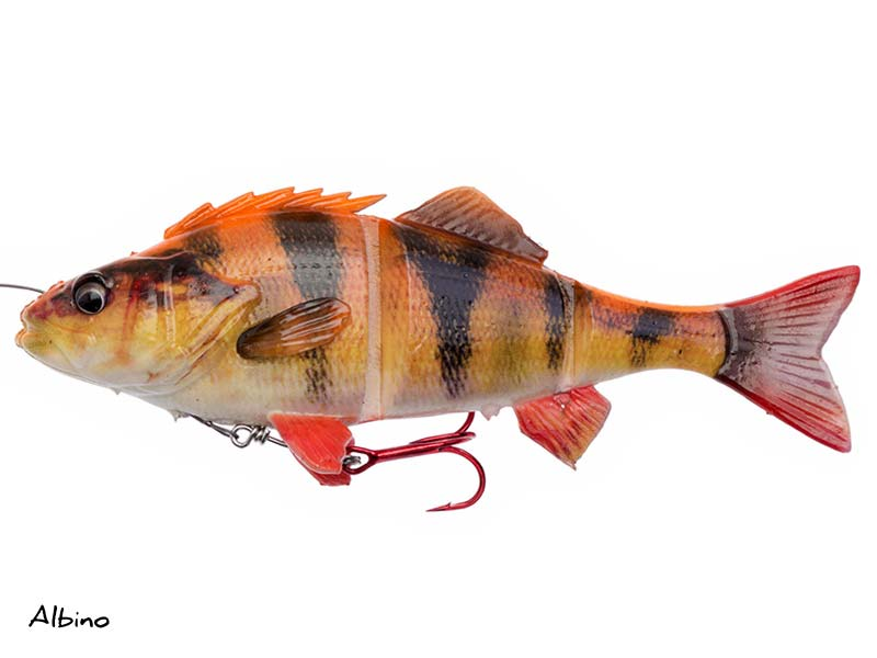 SG 4D Line Thru Perch - 17cm - 63g S.Sink - Albino