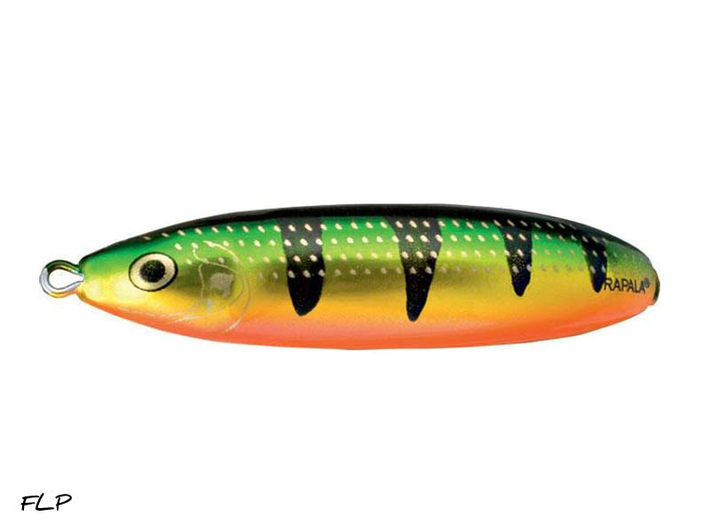Minnow Spoon Vass - 80 mm - 22 Gram - FLP