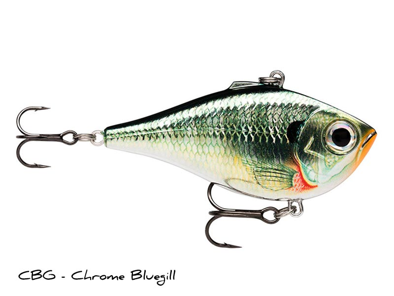 CBG - Chrome Bluegill