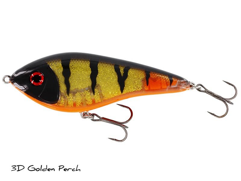 3D Golden Perch