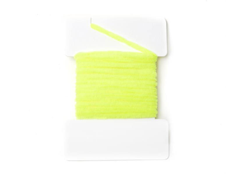 Chenille Medium - Fluo Gul