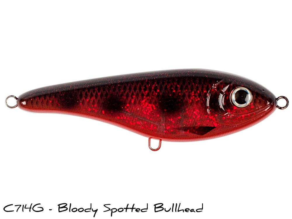 C714G - Bloody Spotted Bullhead