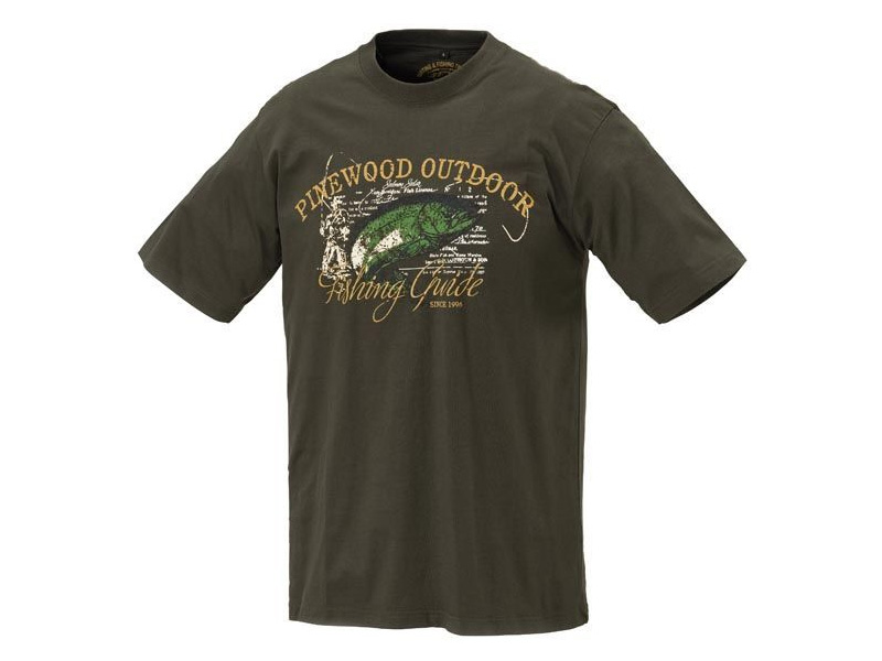 "Pinewood ""Fishing"" T-Shirt"