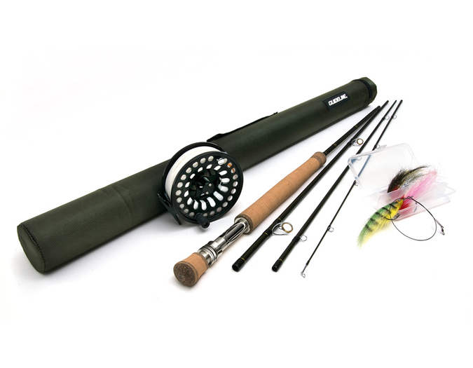 Guideline Epik Pike Kit - 9' - #9
