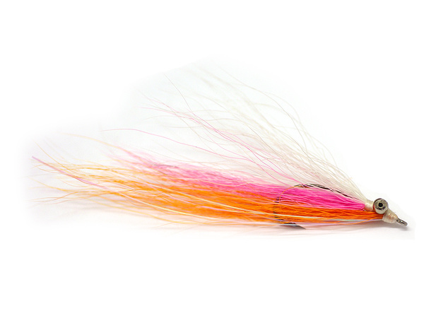 Bucktail Bitar - Gul