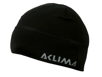 Aclima Lightwool Beanie - One-Size - Black