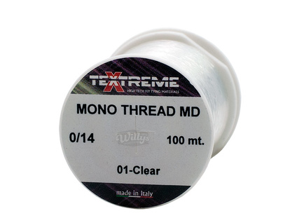 Textreme Mono Thread MD - 100m - Clear