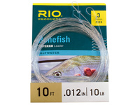 RIO Bonefish Leader - 3-pack - 10' - 0,30 mm