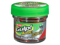 Gulp! Alive Bloodworms - Large