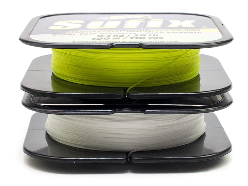 Sufix Micro Backing - 110y - 20lbs - Vit