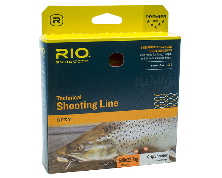 RIO GripShooter 30,5m - 35lb - Orange