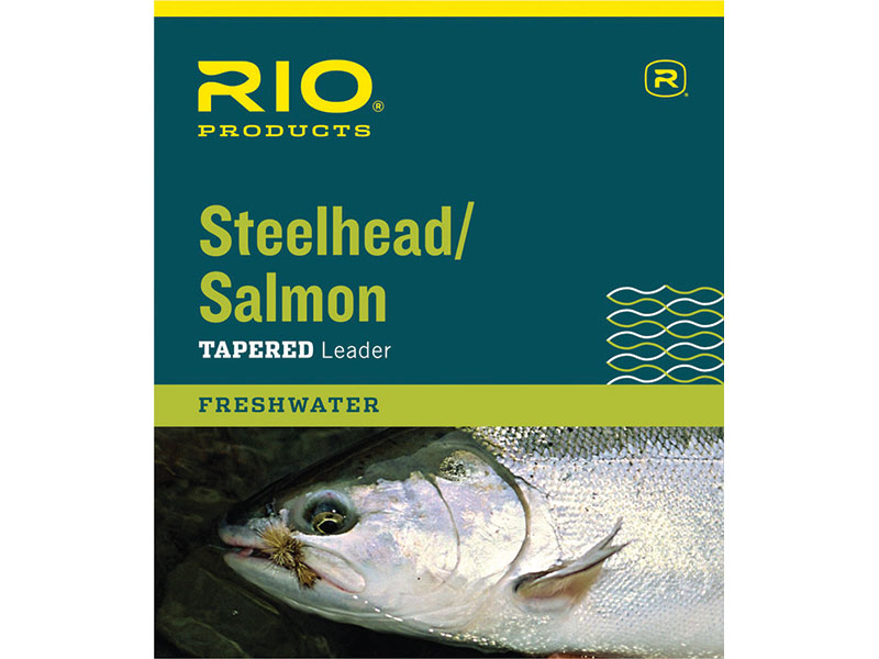 RIO Powerflex Salmon Leader - 12ft - 0,35 mm