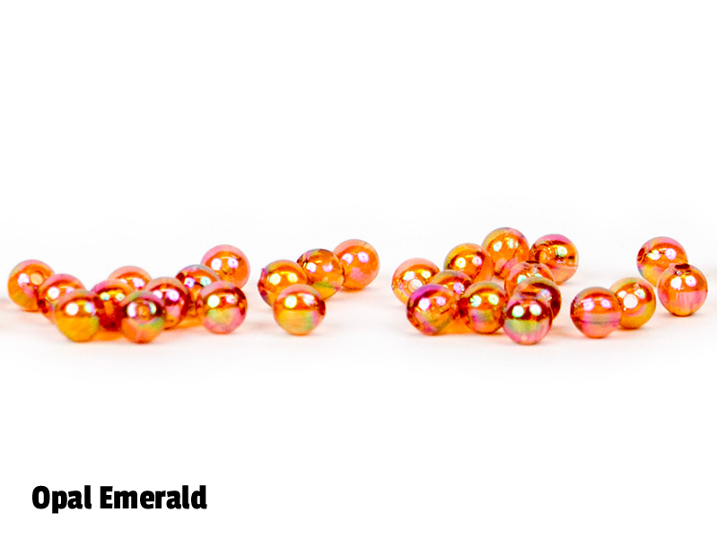 Articulation Beads - Opal Rootbeer