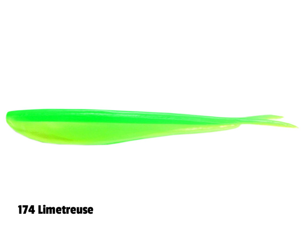 Lunker City Fin-S - 14,5 cm - 8-p - 142 Electric Watermelon