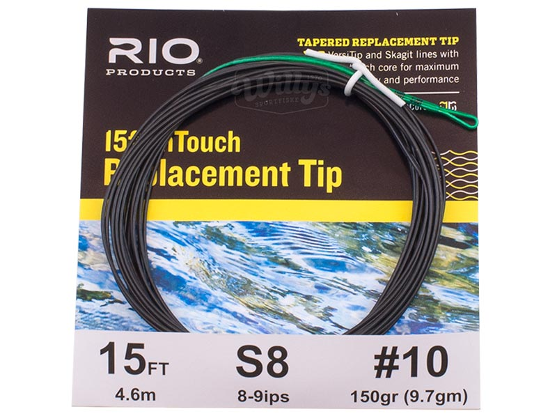 RIO InTouch Replacement Tip - 15' - Sink 8 - #9