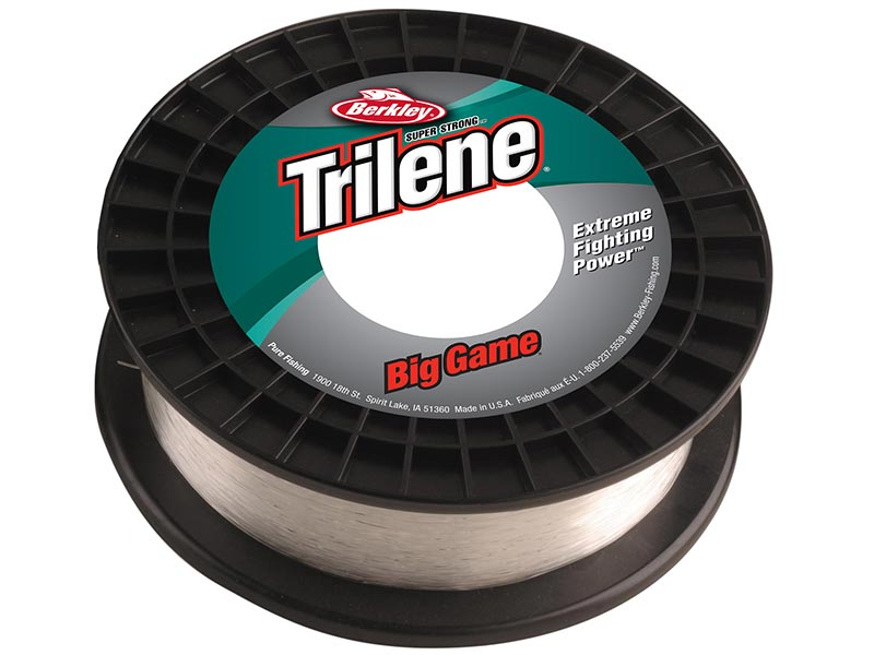 Trilene Big Game - 600m - Clear - 0,56mm
