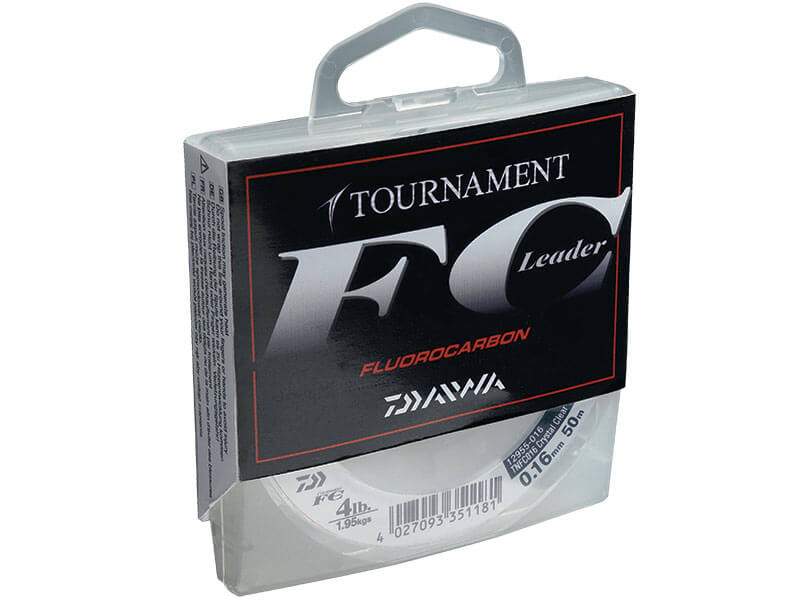 Daiwa Tournament Fluorocarbon - 50m - 0,45mm