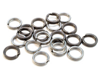 SavageGear Stainless Splitrings Extra Strong