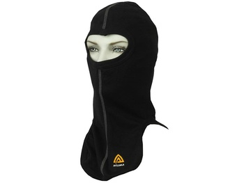 Aclima Warmwool Balaklava - One-Size - Black