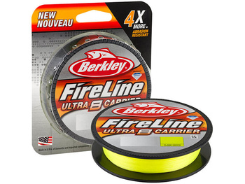 Berkley Fireline Ultra 8 Carrier 150 Meter - Flame Green