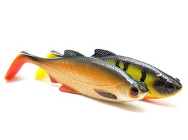 Westin Ricky The Roach Shadtail - 14 cm