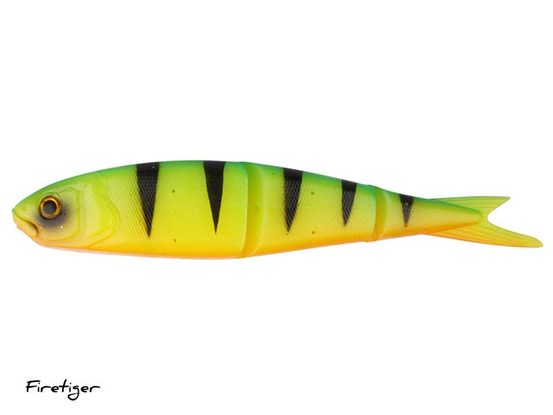 SavageGear Soft 4Play LB 2-Pack - 19 cm - Perch
