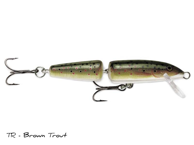 Rapala Jointed - 9 cm - TR