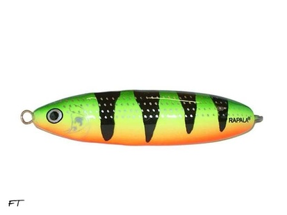 Minnow Spoon Vass - 80 mm - 22 Gram - FT