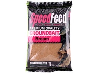 SPRO Cresta Speedfeed Groundbait - Bream 1 kg