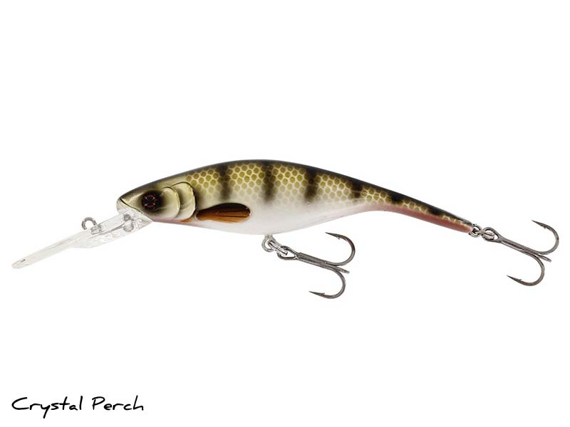 Westin Platypus - DR - 10cm - Float - Crystal Perch