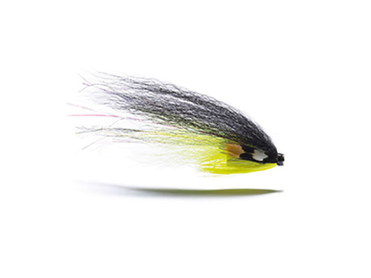River Bullet Silver - 1/2 - Yellow/Black
