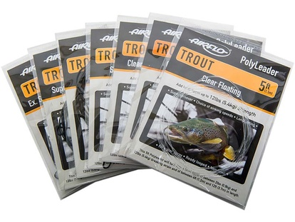 Airflo Polyleader Trout - 5'
