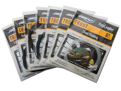 Airflo Polyleader Trout - 8'