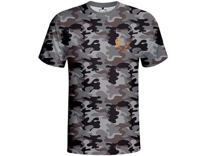 SavageGear Simply Savage Camo Tee