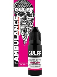 Gulff UV Lim - 15ml - Ambulance Pink
