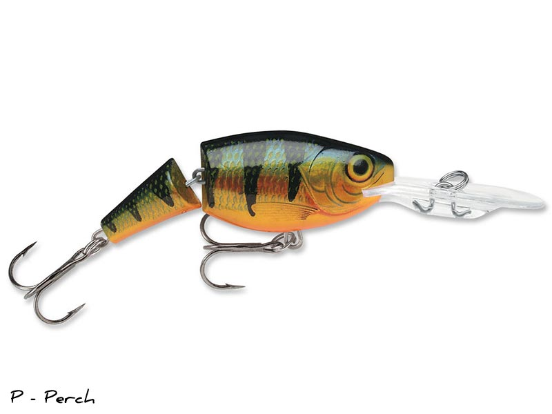 Rapala Shad Rap Jointed - 7 cm - P