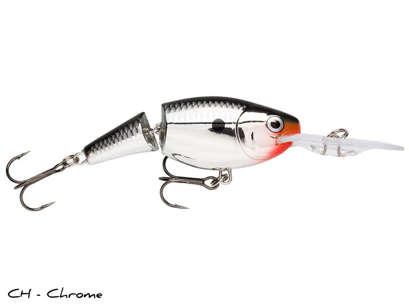 Rapala Shad Rap Jointed - 7 cm - CH