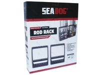 Sea Dog Rod Rack - Vertikal - 6 spön